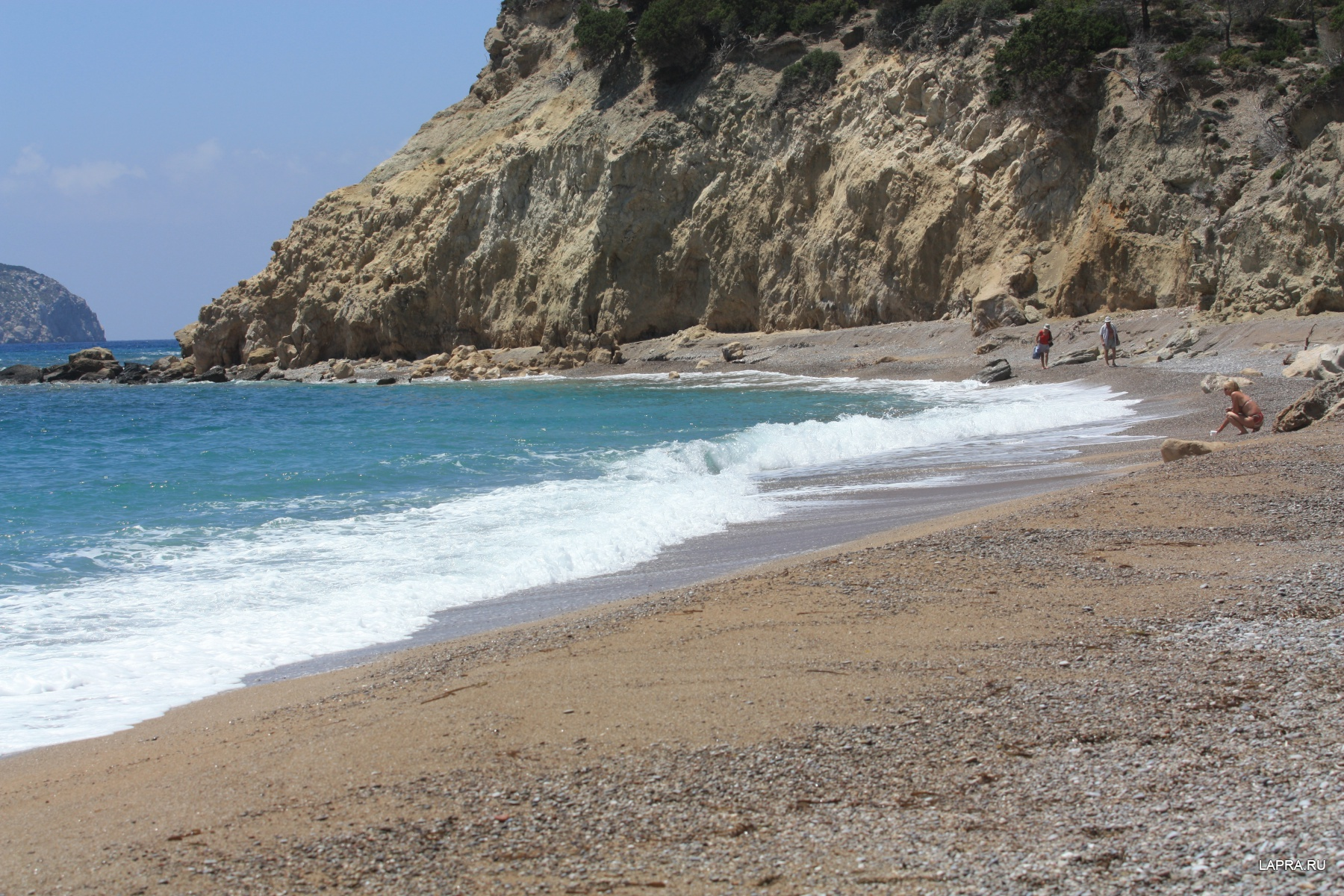 Родос пляж агатти фото